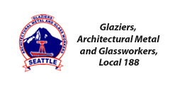 Glaziers, Architectural Metal and Glassworkers, Local 188